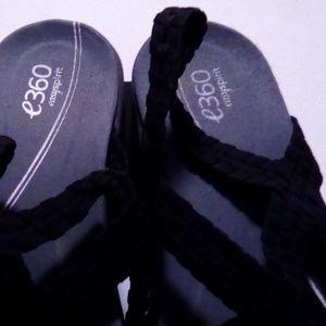 Easy Spirit Shoes - Easy Spirit wedge sandals